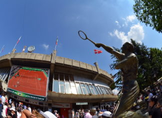 Roland Garros Tennis in tv
