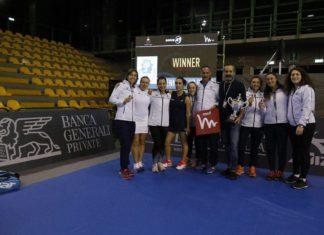 Tc prato campione italia tennis pratese