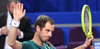 Ultimate Tennis Showdown Mouratoglou Richard Gasquet