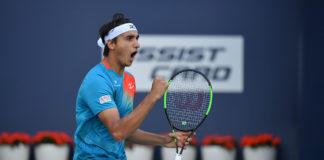 ZZZQUIL Tennis Tour Lorenzo Sonego