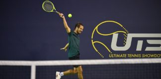 Ultimate Tennis Showdown Richard Gasquet