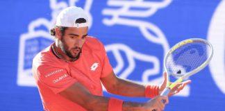 ATP Roma 2020 Matteo Berrettini