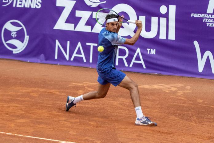 ATP Todi Lorenzo Sonego