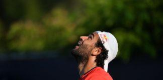 ATP Cincinnati Matteo Berrettini Reilly Opelka