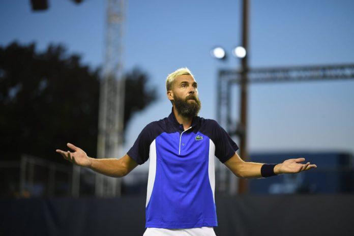 Ultimate Tennis Showdown Benoit Paire