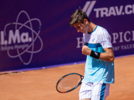 ZzzQuil Tennis tour Perugia Matteo Gigante batte Thomas Fabbiano