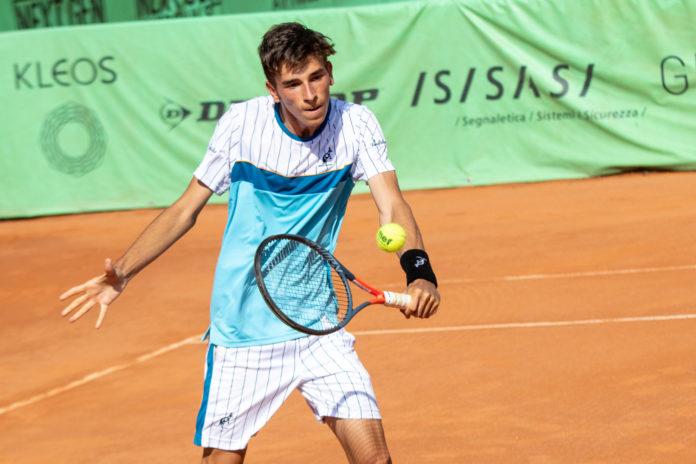 ZzzQuil Tennis Tour Matteo Gigante