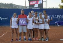 Finale serie A1 femminile CT Lucca Tc Prato