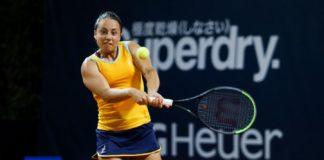 WTA Palermo Elisabetta Cocciaretto
