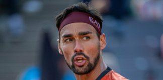 ATP Amburgo Casper Ruud Fabio Fognini