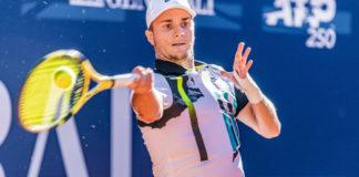 ATP Kitzbuhel Miomir Kecmanovic Yannick Hanfmann