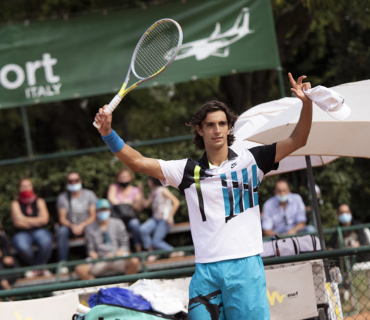 Challenger Forlì Lorenzo Musetti batte Frances Tiafoe