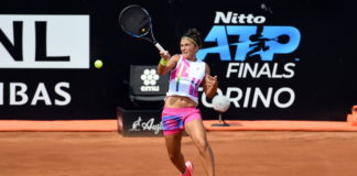Roland Garros 2020 Sara Errani