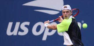 US Open 2020 Denis Shapovalov Taylor Fritz