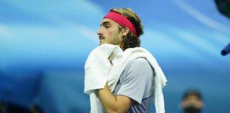 US Open 2020 Stefanos Tsitsipas Borna Coric