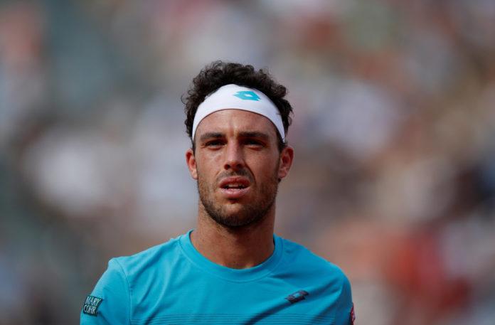 ATP Sardegna Marco Cecchinato