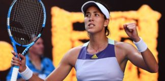 WTA Roma Garbine Muguruza