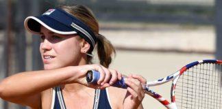 Roland Garros 2020 Sofia Kenin