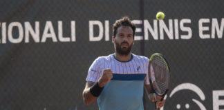 ATP Parma finale Salvatore Caruso Frances Tiafoe