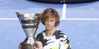 ATP San Pietroburgo Andrey Rublev Borna Coric