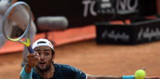 Roland Garros 2020 Matteo Berrettini Daniel Altmaier