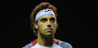 ATP Parigi Bercy Marco Cecchinato