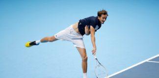 ATP Finals Daniil Medvedev Novak Djokovic