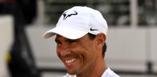 ATP Parigi Bercy Rafael Nadal