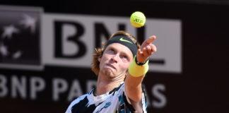 ATP Finals Andrey Rublev