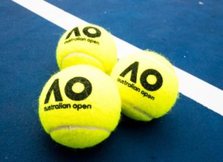 tennis in tv diretta streaming discovery+ eurosport Australian Open balls