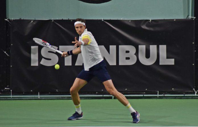 Challenger Istanbul Arthur Rinderknech