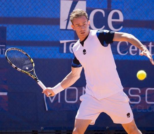 Filippo Volandri Capitano Coppa Davis