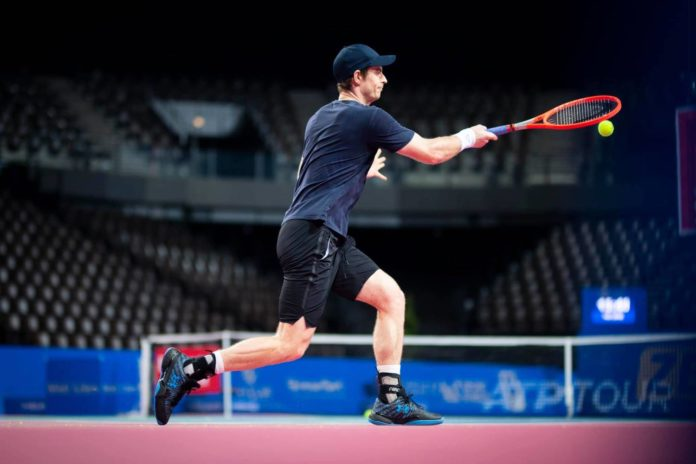 ATP Montpellier Andy Murray