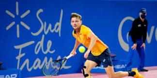 ATP Montpellier David Goffin