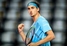 ATP Montpellier Lorenzo Sonego