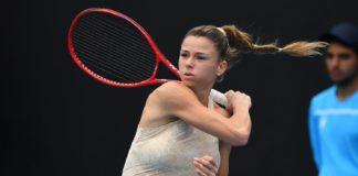 Australian Open 2021 Camila Giorgi