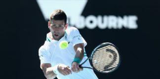 Australian Open 2021 Novak Djokovic