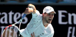 Australian Open 2021 Dominic Thiem