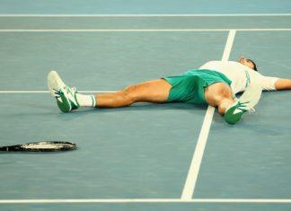 Australian Open 2021 Nole Djokovic Daniil Medvedev