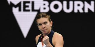 Australian Open 2021 Simona Halep