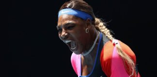 Australian Open 2021 Serena Williams Simona Halep