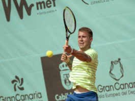 Challenger Gran Canaria Alex Molcan