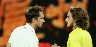 Australian Open 2021 Daniil Medvedev Stefanos Tsitsipas
