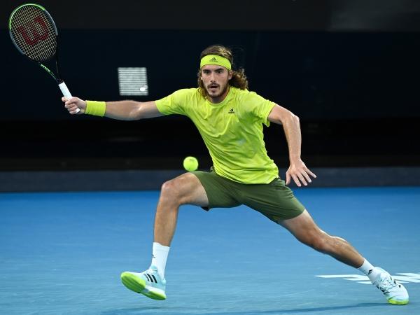 Australian Open 2021 Stefanos Tsitsipas Rafael Nadal