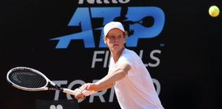 Jannik Sinner ATP Melbourne 1