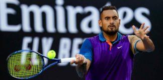 australian Open 2021 Nick Kyrgios
