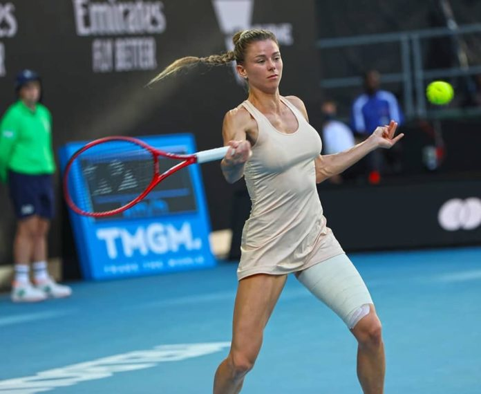 WTA Lione Camila Giorgi