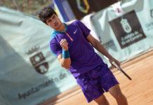 Challenger Gran Canaria 2 Carlos Alcaraz GArfia