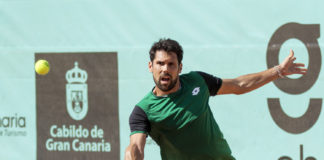 Challenger Gran Canaria 2 Federico Gaio Federico Gaio - Foto Marta Magni/MEF Tennis Events