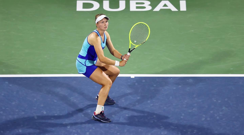 WTA Dubai: la sorpresa Krejcikova sfiderà Muguruza in finale